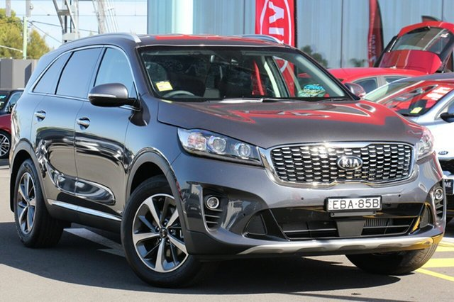Demonstrator, Demo, Near New Kia Sorento SLi AWD, Narellan, 2018 Kia Sorento SLi AWD SUV