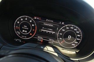 2017 Audi A3 S Tronic Cabriolet.