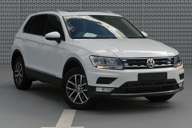 Used Volkswagen Tiguan 132TSI DSG 4MOTION Comfortline, Southport, 2017 Volkswagen Tiguan 132TSI DSG 4MOTION Comfortline Wagon