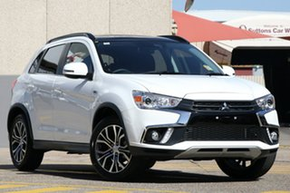 Demonstrator, Demo, Near New Mitsubishi ASX Exceed 2WD, Toowong, 2018 Mitsubishi ASX Exceed 2WD XC MY19 Wagon