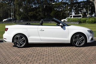 2017 Audi A3 S Tronic Cabriolet.
