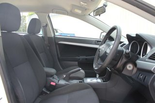 2011 Mitsubishi Lancer SX Sedan.