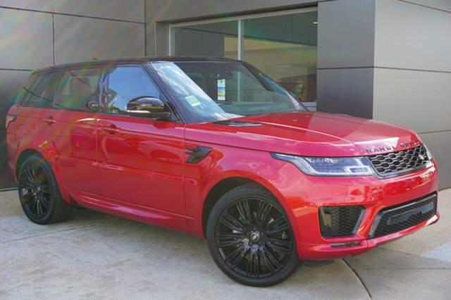 New Land Rover Range Rover Sport SDV6 CommandShift HSE Dynamic, Phillip, 2018 Land Rover Range Rover Sport SDV6 CommandShift HSE Dynamic Wagon