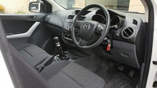 2013 Mazda BT-50 XT (4x2) Cab Chassis.