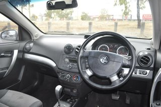 2009 Holden Barina Hatchback.