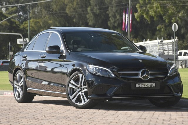 Discounted Used Mercedes-Benz C300 9G-Tronic, Warwick Farm, 2018 Mercedes-Benz C300 9G-Tronic Sedan