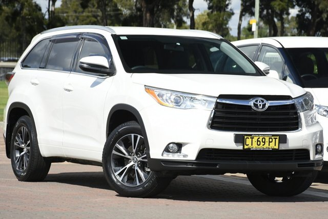 Used Toyota Kluger GXL AWD, Narellan, 2016 Toyota Kluger GXL AWD SUV