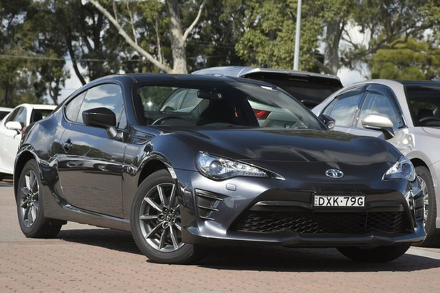 Used Toyota 86 GT, Southport, 2018 Toyota 86 GT Coupe