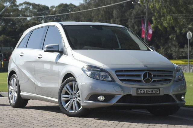 Discounted Used Mercedes-Benz B200 CDI DCT, Narellan, 2014 Mercedes-Benz B200 CDI DCT Hatchback
