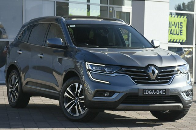 Discounted Used Renault Koleos Intens X-tronic, Warwick Farm, 2017 Renault Koleos Intens X-tronic SUV
