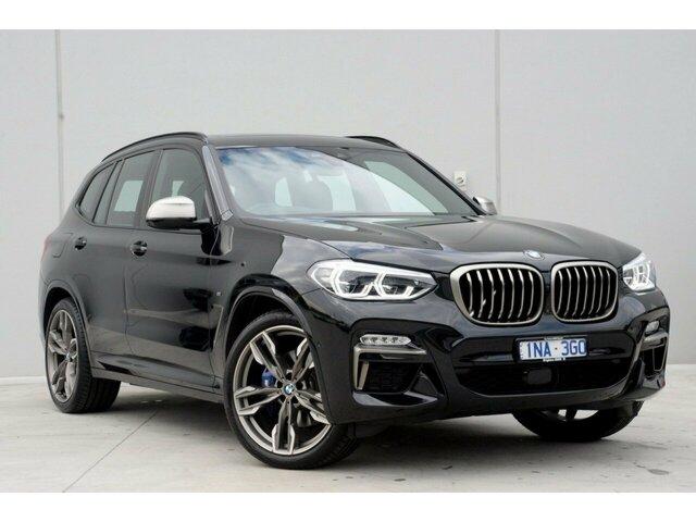 Demonstrator, Demo, Near New BMW X3 M40i Steptronic, Clayton, 2018 BMW X3 M40i Steptronic Wagon