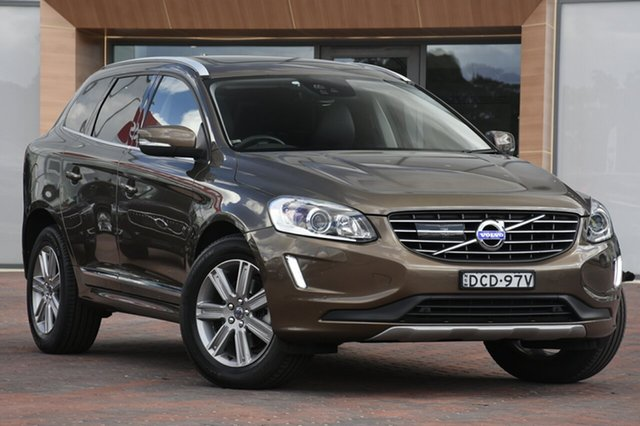 Discounted Used Volvo XC60 D4 Geartronic AWD Luxury, Warwick Farm, 2015 Volvo XC60 D4 Geartronic AWD Luxury SUV