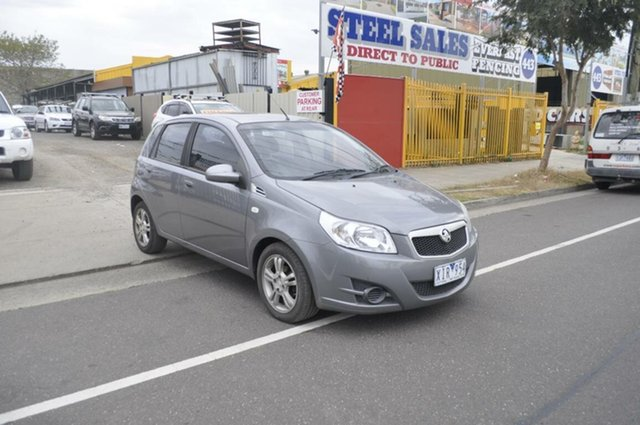 Used Holden Barina, Hoppers Crossing, 2009 Holden Barina Hatchback