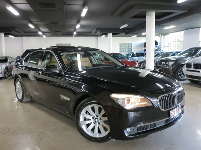 Used BMW 740i Steptronic, Albion, 2011 BMW 740i Steptronic Sedan