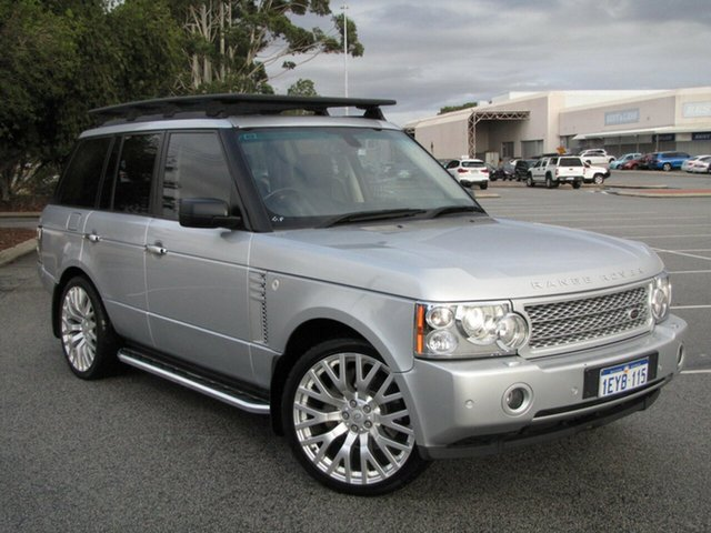 Used Land Rover Range Rover Vogue TDV8 Luxury, Maddington, 2007 Land Rover Range Rover Vogue TDV8 Luxury Wagon