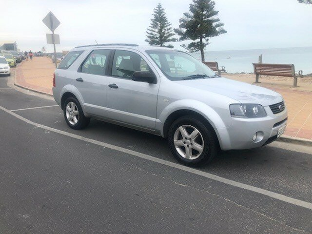 Used Ford Territory TS AWD, Somerton Park, 2004 Ford Territory TS AWD Wagon