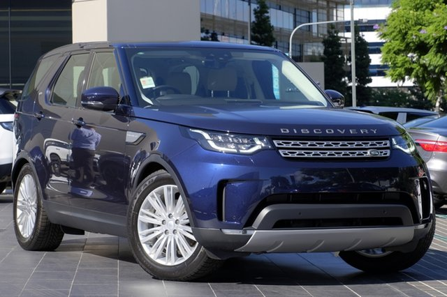 Demonstrator, Demo, Near New Land Rover Discovery Td4 HSE, Newstead, 2018 Land Rover Discovery Td4 HSE Wagon