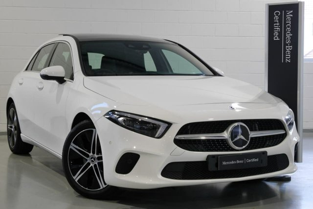 Used Mercedes-Benz A200 D-CT, Narellan, 2018 Mercedes-Benz A200 D-CT Hatchback