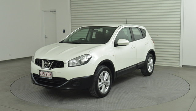 Used Nissan Dualis ST Hatch X-tronic 2WD, Narellan, 2013 Nissan Dualis ST Hatch X-tronic 2WD Hatchback