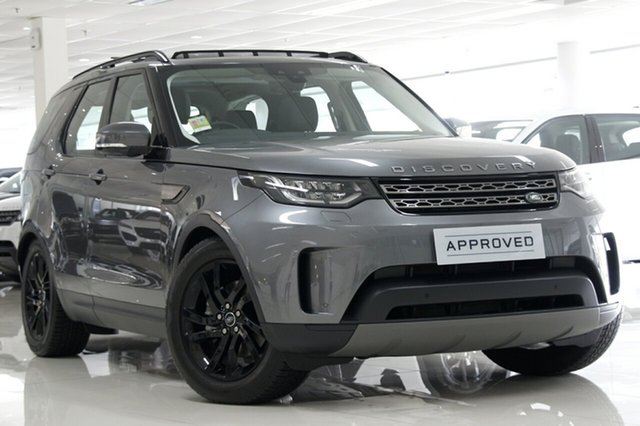 Used Land Rover Discovery Td4 SE, Concord, 2017 Land Rover Discovery Td4 SE Wagon