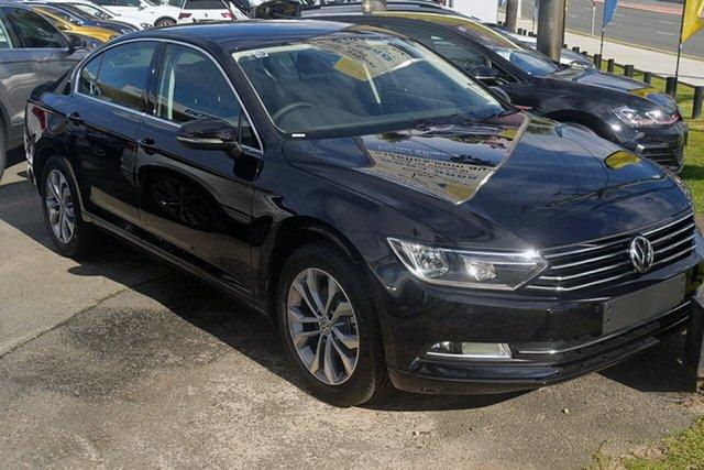 New Volkswagen Passat 132TSI DSG, Southport, 2018 Volkswagen Passat 132TSI DSG Sedan