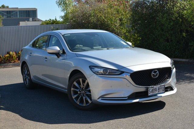 Demonstrator, Demo, Near New Mazda 6 Touring SKYACTIV-Drive, Cheltenham, 2018 Mazda 6 Touring SKYACTIV-Drive Sedan