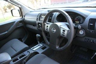 2015 Nissan Navara Silverline SE Utility.