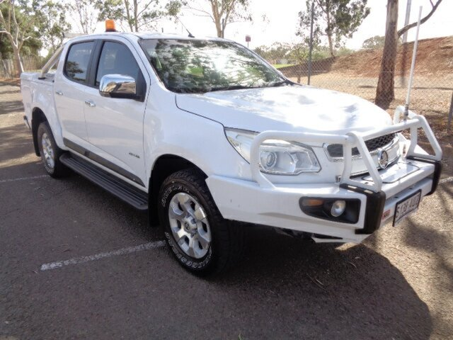 Used Holden Colorado LTZ Space Cab, Modbury, 2012 Holden Colorado LTZ Space Cab Utility