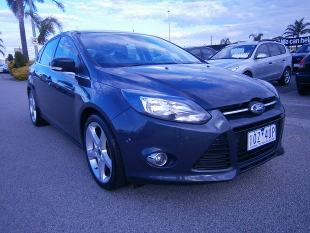 Used Ford Focus Titanium PwrShift, Cheltenham, 2012 Ford Focus Titanium PwrShift Hatchback