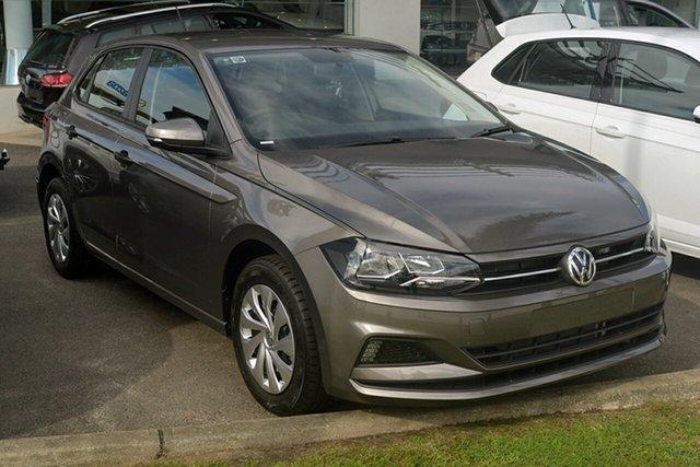 New Volkswagen Polo 70TSI Trendline, Southport, 2019 Volkswagen Polo 70TSI Trendline Hatchback