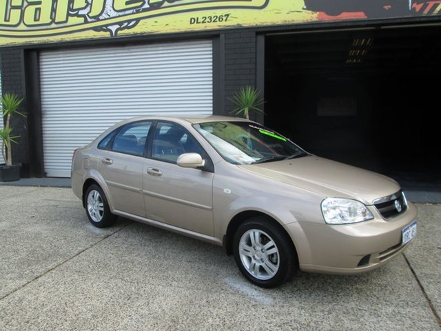 Used Holden Viva, O'Connor, 2006 Holden Viva Sedan