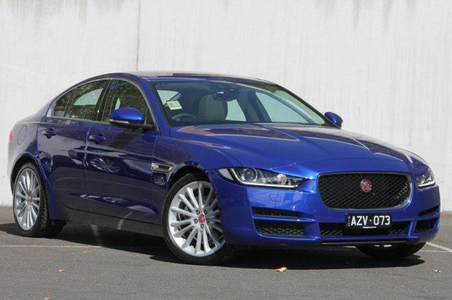 Discounted Demonstrator, Demo, Near New Jaguar XE 20d Prestige, Malvern, 2018 Jaguar XE 20d Prestige Sedan