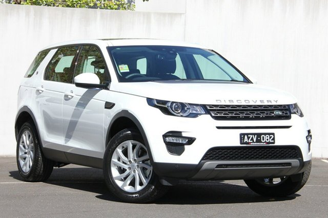 Discounted Demonstrator, Demo, Near New Land Rover Discovery Sport TD4 110kW SE, Malvern, 2018 Land Rover Discovery Sport TD4 110kW SE Wagon