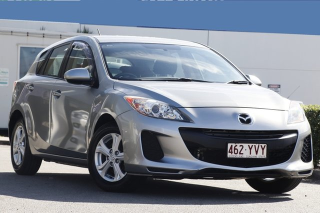 Used Mazda 3 Neo Activematic, Bowen Hills, 2012 Mazda 3 Neo Activematic Hatchback