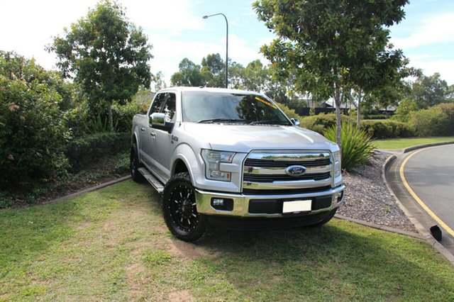 Used Ford F150, North Lakes, 2015 Ford F150 Crewcab