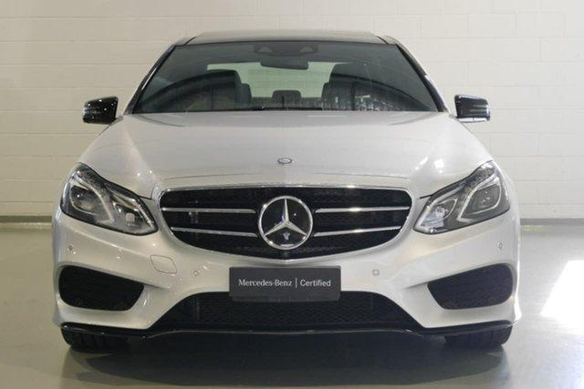 Used Mercedes-Benz E400 7G-Tronic +, Narellan, 2014 Mercedes-Benz E400 7G-Tronic + Sedan