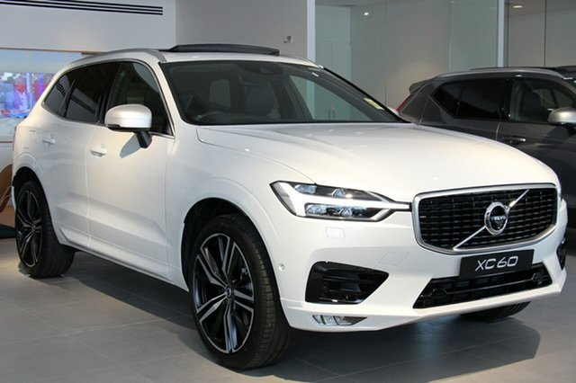 Discounted New Volvo XC60 D5 AWD R-Design, Warwick Farm, 2018 Volvo XC60 D5 AWD R-Design SUV
