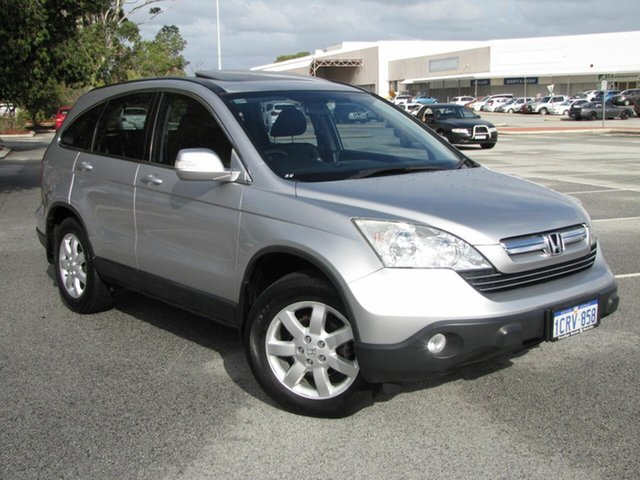 Used Honda CR-V Luxury 4WD, Maddington, 2008 Honda CR-V Luxury 4WD Wagon