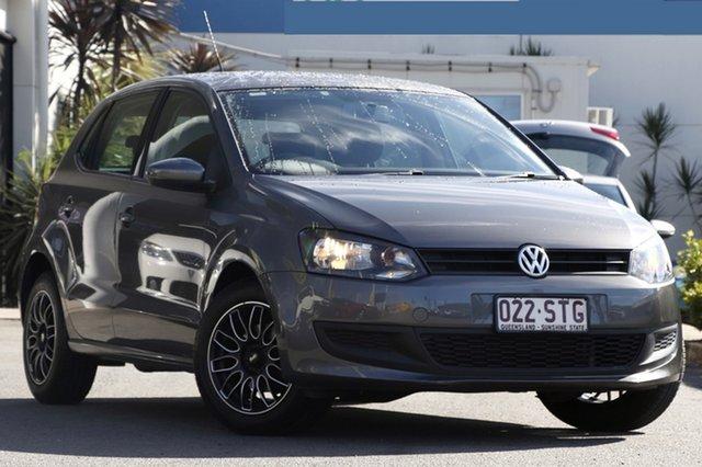 Used Volkswagen Polo Trendline DSG, Bowen Hills, 2012 Volkswagen Polo Trendline DSG Hatchback