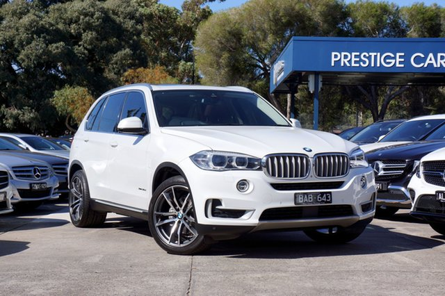 Used BMW X5 xDrive30d, Balwyn, 2014 BMW X5 xDrive30d Wagon