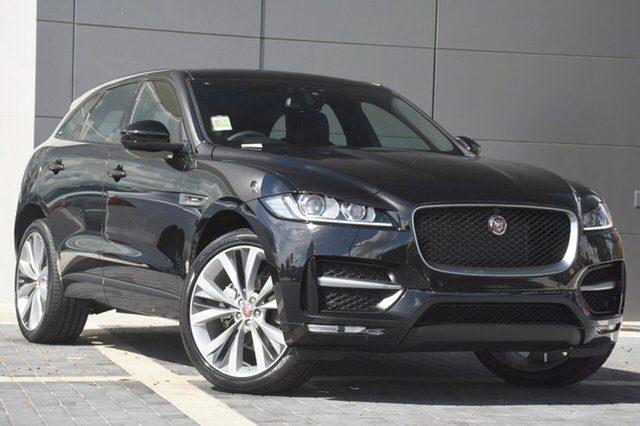 Demonstrator, Demo, Near New Jaguar F-PACE R-Sport, Narellan, 2018 Jaguar F-PACE R-Sport SUV
