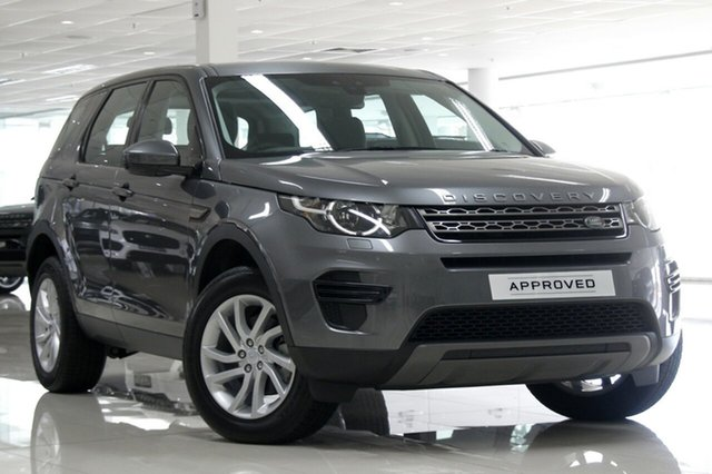 Land Rover Discovery Sport TD4 132kW SE, Concord, 2017 Land Rover Discovery Sport TD4 132kW SE Wagon
