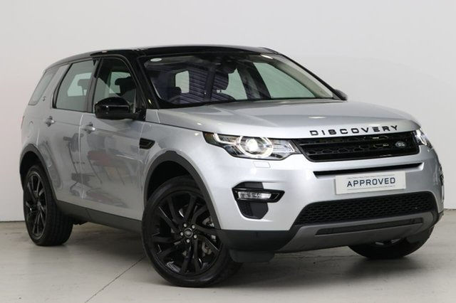 Used Land Rover Discovery Sport SD4 HSE, Alexandria, 2017 Land Rover Discovery Sport SD4 HSE Wagon