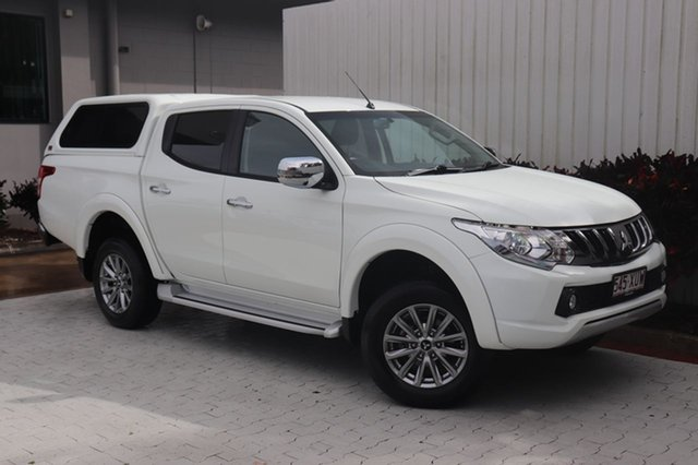 Used Mitsubishi Triton GLS Double Cab, Cairns, 2018 Mitsubishi Triton GLS Double Cab Utility