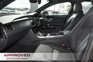 2016 Jaguar XF 25t R-Sport Sedan.