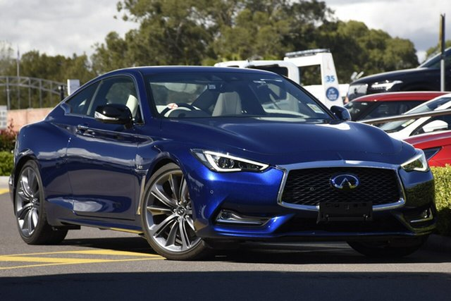 New Infiniti Q60 Red Sport, Southport, 2018 Infiniti Q60 Red Sport Coupe