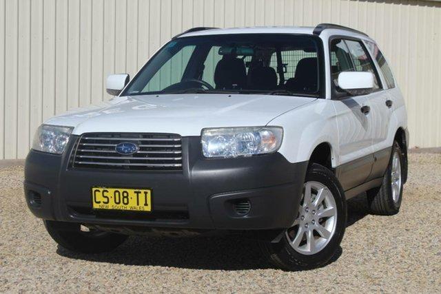 Used Subaru Forester X, Narellan, 2007 Subaru Forester X Wagon