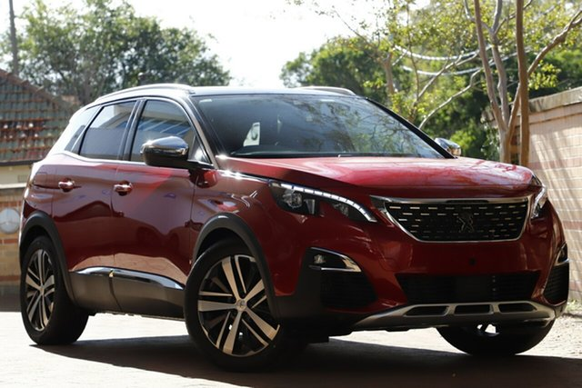 Discounted New Peugeot 3008 GT SUV, Artarmon, 2019 Peugeot 3008 GT SUV Hatchback
