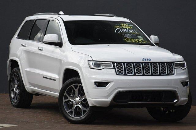 Discounted Demonstrator, Demo, Near New Jeep Grand Cherokee Overland, Warwick Farm, 2019 Jeep Grand Cherokee Overland SUV