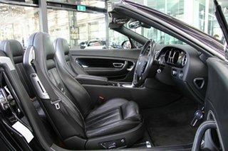 2010 Bentley Continental GTC Convertible.